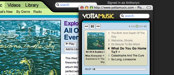 yotta music player