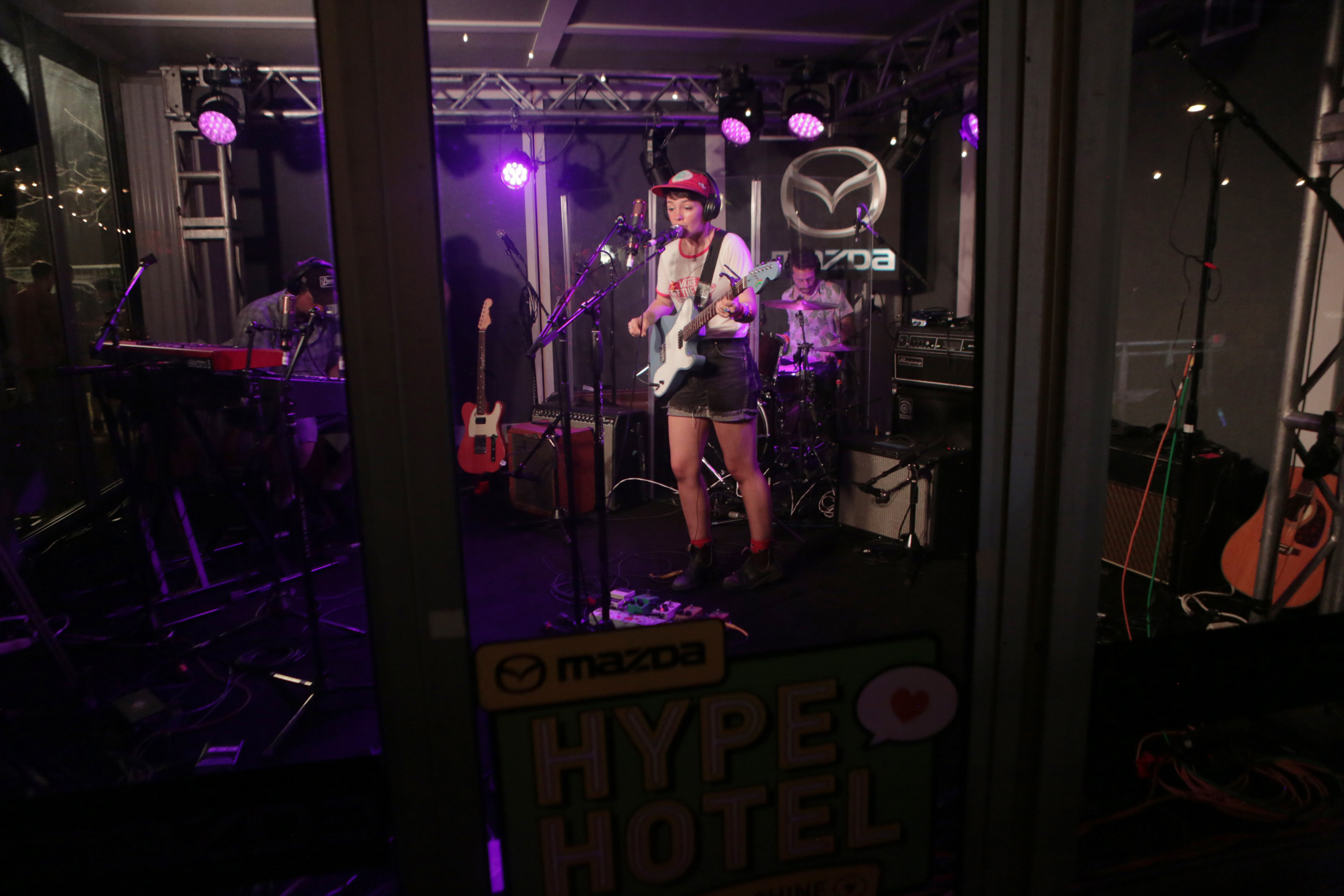 Diet Cig at Hype Hotel
